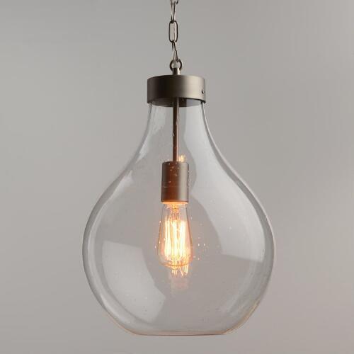 Noir Pendant Lamp Cb2