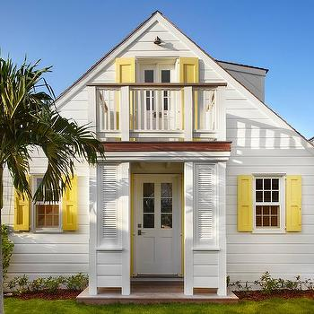 white front door yellow house. white cottage home with yellow shutters front door house a