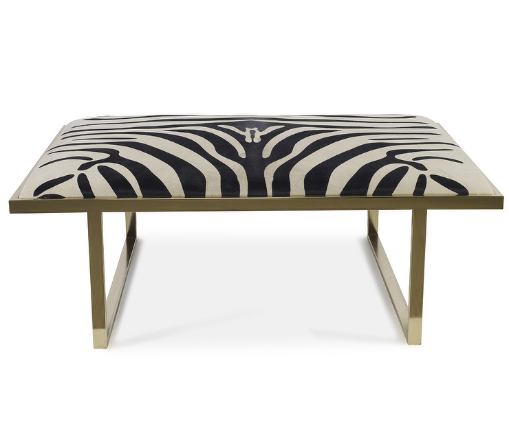 Incredible Zebra Ottoman Coffee Table Look 4 Less And Steals And Deals Bralicious Painted Fabric Chair Ideas Braliciousco