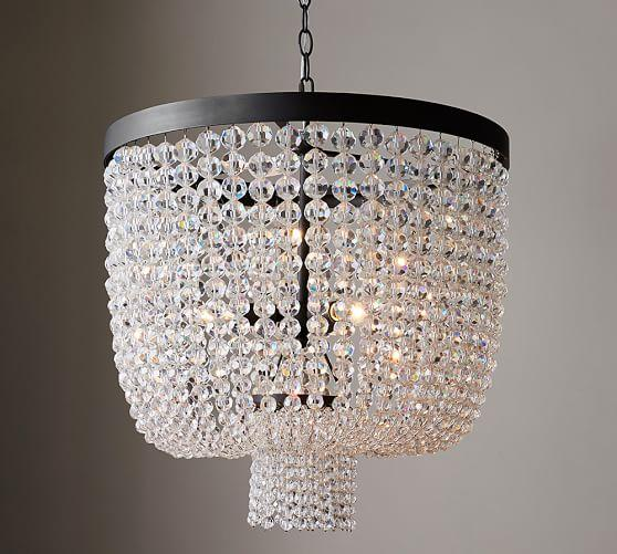 Crystal Traditional Chandelier – Traditional Chandelier