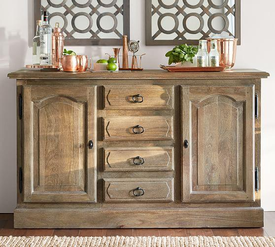 Vilas Light Charcoal Grey Buffett Overstock Com