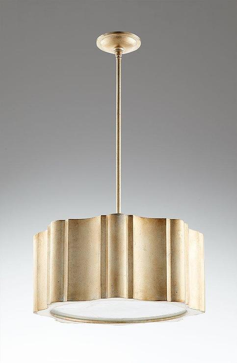 Pulley Pendant Lamp Cb2