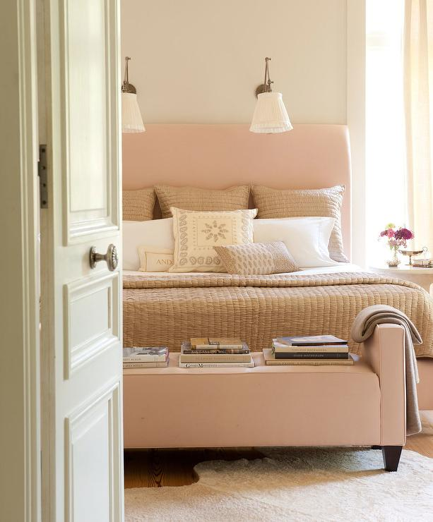 lilly pulitzer 195 194 174 treasure chest quilt and sham garnet hill 17463 | pink bedroom headboard bench taupe silk quilt shams