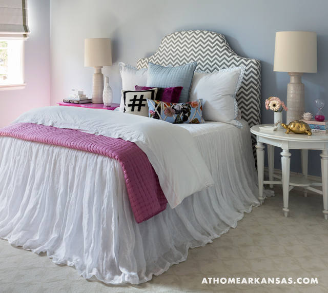 Tulle Kid Bed Skirt Design Ideas