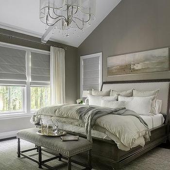 . Taupe Bedrooms Design Ideas