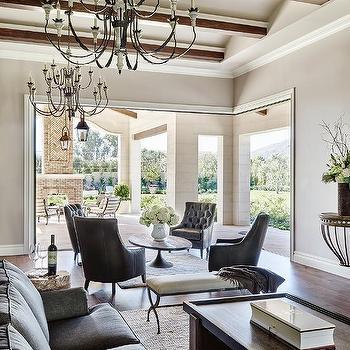 Round Coffee Table Design Ideas