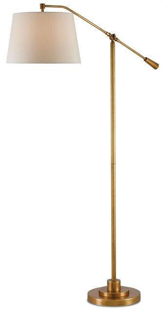 adjustable floor lamp - decorative ligthing - wisteria