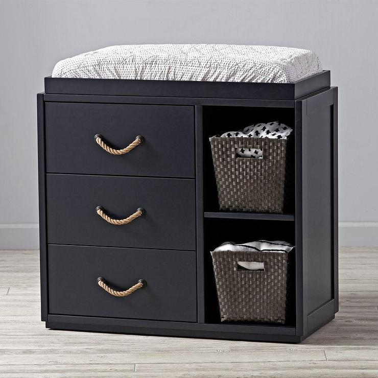 Lovely Innovative Furniture Space Saving charming home office space saving furniture 17 best ideas about space saving desk on pinterest space Black Three Drawer Two Shelf Changing Table