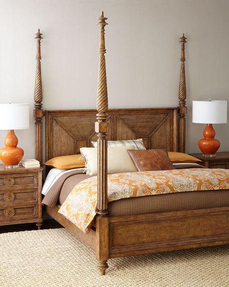 Z Gallerie Lucca Bed