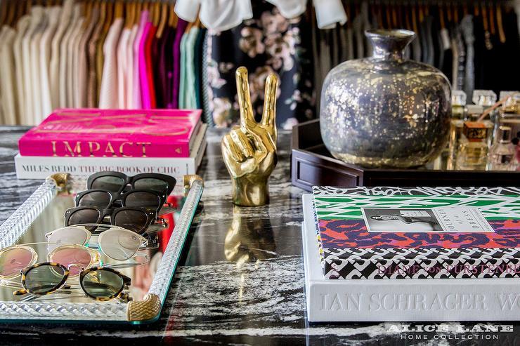 closet island coffee table books design ideas