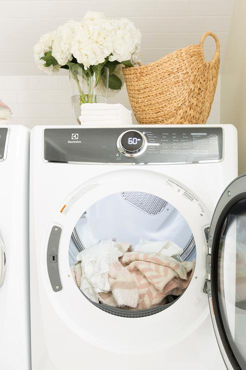 electrolux washer and dryer with seagrass laundry basket