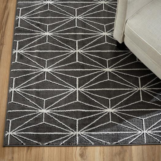 deal feet shop blue x rug amazing contemporary geometric rugs your tufted hand size on