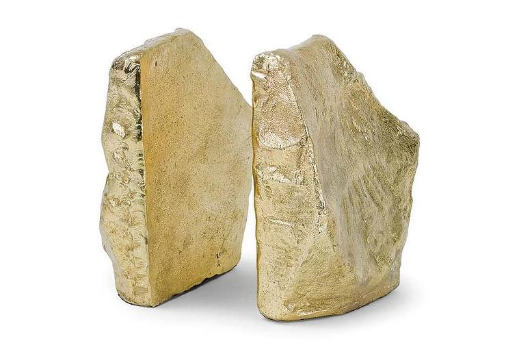 Gold Rock Bookend