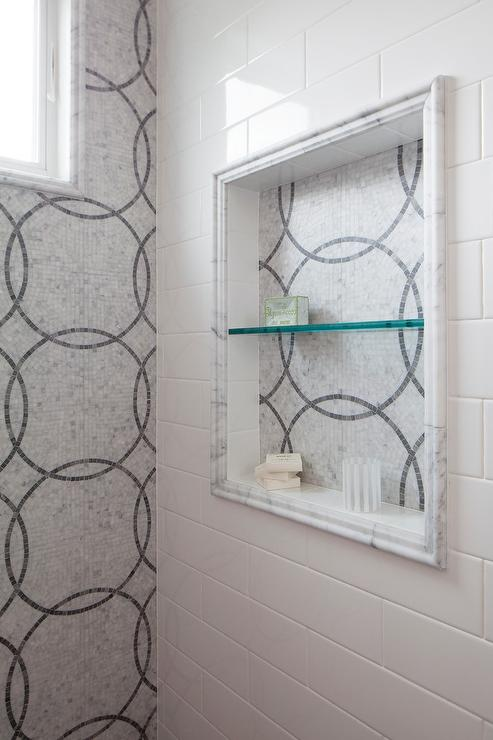 Superior Shower With AKDO Eternity Tiles