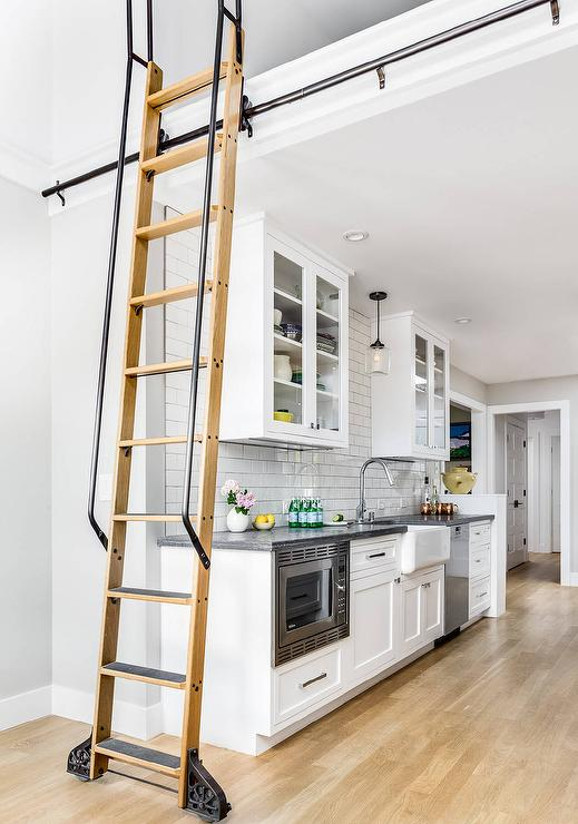 Kitchen Ladder Design Decoration