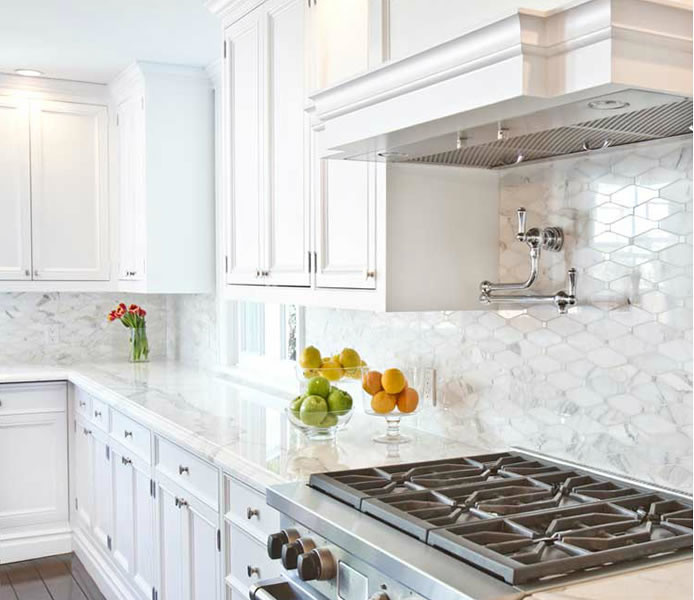 Whats The Trendy Look For Kitchen Backsplashes Nowadays?