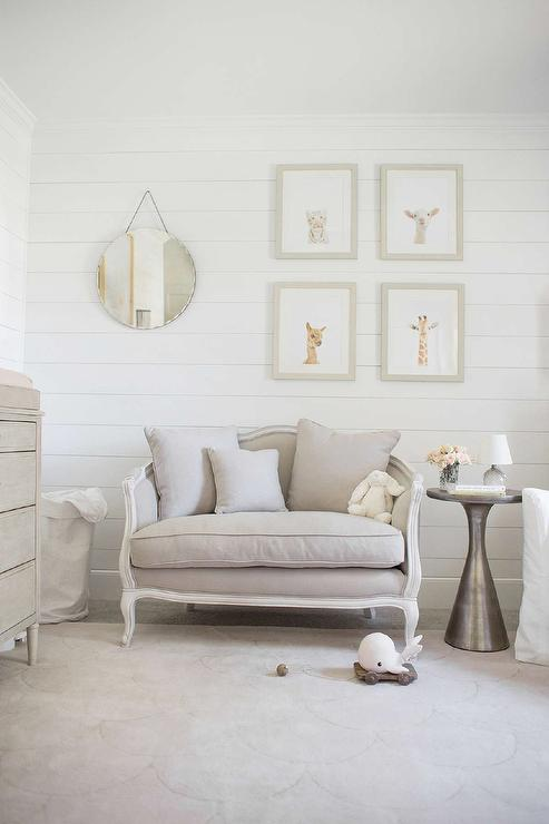 Baby Room Colors Gray