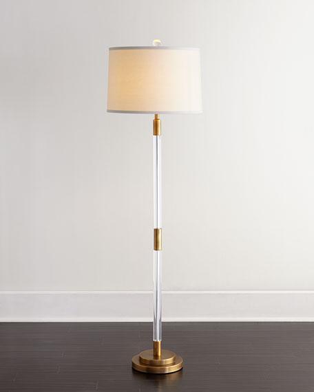 Bosley Crystal Ball Lamp Neiman Marcus