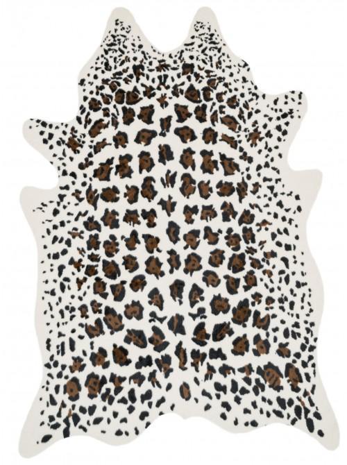 Leopard Cowhide Rug Home Decor
