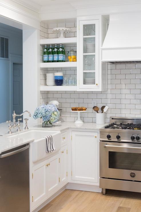 U Shaped Kitchen Kitchen Peninsula Oven Design Ideas