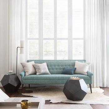 Curtains Behind Sofa Design Ideas