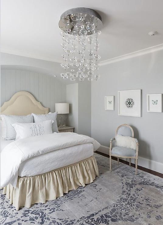Cream And Blue Bedrooms Design Ideas