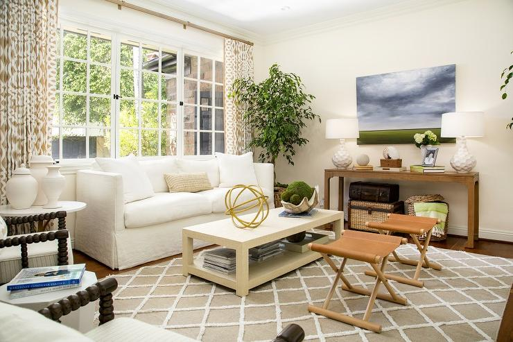 white couch living room. White and Beige Living Room with Green Accents view full size Sofa Design Ideas