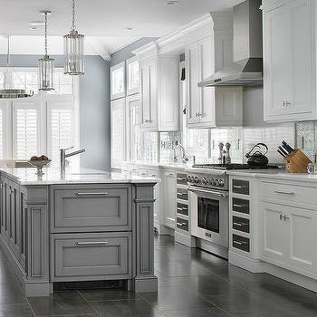 Excellent Silver Leaf Kitchen Subway Tile Backsplash Design Ideas Interior Design Ideas Gentotthenellocom