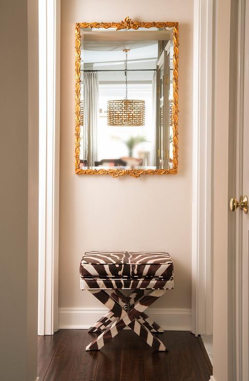 Perfect Ashbury White Wall Mirror UE06