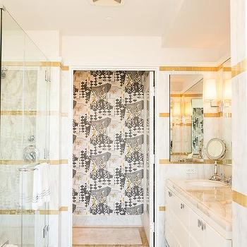 floor golden for bathroom size medium gold fabulous inspirations floors wall picture best mosaic of design antique aesthetics tile ideas your tiles