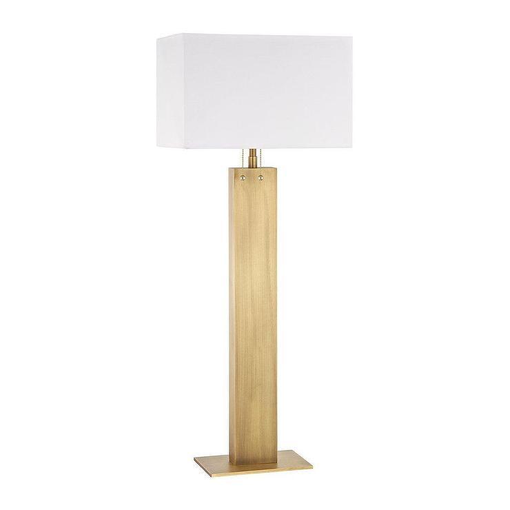 Lighting Gold Chain Lamp Base