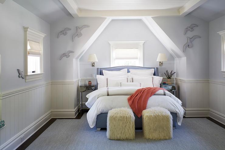 Shiplap Bedroom Walls Design Ideas