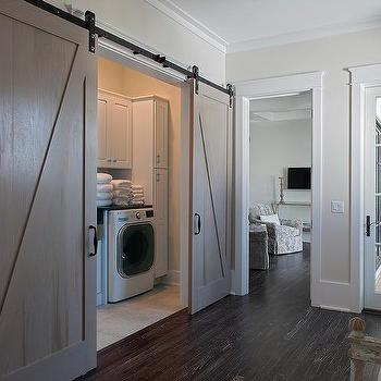 Hallway Laundry Room Design Ideas