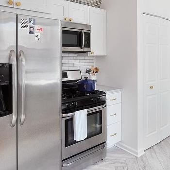 Fridge Next To Stove Design Ideas