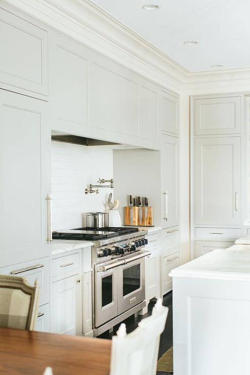 Light Gray Kitchen gray kitchen design ideas
