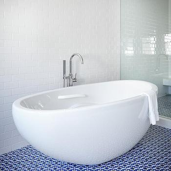 blue bathroom floor tiles. Blue Moroccan Bathroom Floor Tiles O