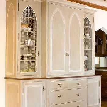 Metal Lattice Kitchen Cabinet Doors Design Ideas