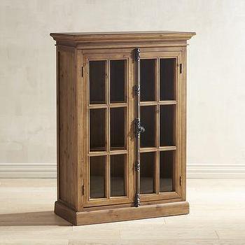 cremone gray low cabinet. Black Bedroom Furniture Sets. Home Design Ideas