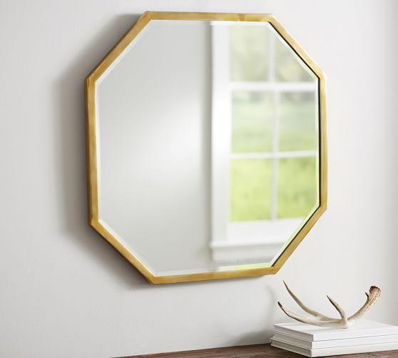 Octagon Mirror Arhaus Furniture