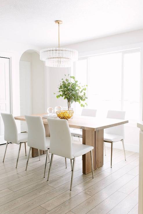crate and barrel dining table design ideas