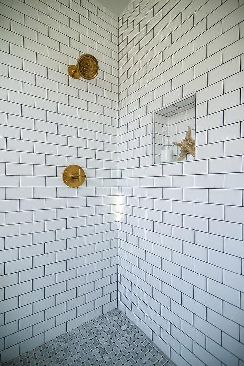 how to clean marble tile shower floor