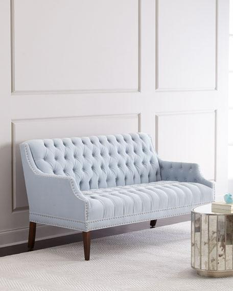 High Back Settee Shades Of Light