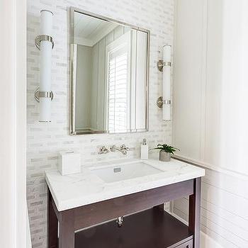 Powder Room Sinks undermount powder room sinks design ideas