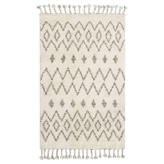Dwellstudio Zig Zag Citrine Rug 8x10 Rugs Decor