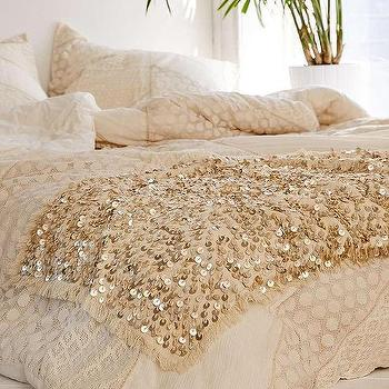 Silver Sequin Fringe Edges Blanket Awesome Silver Sequin Throw Blanket
