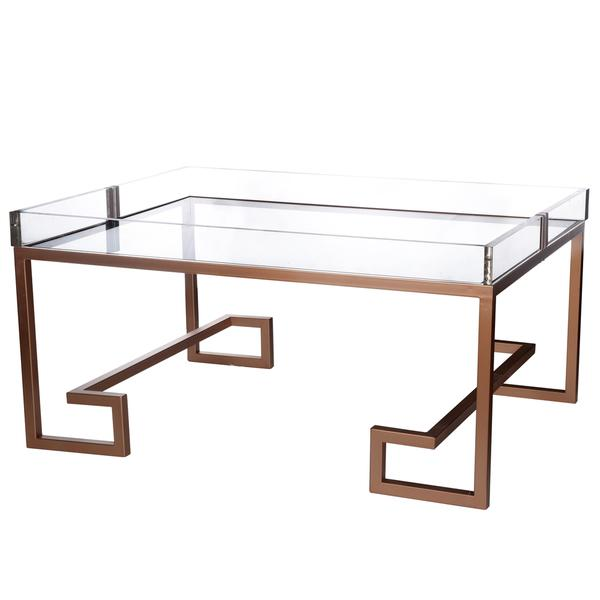 Felicity Clear Acrylic Coffee Table