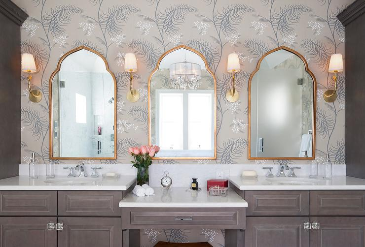Superb White And Blue Moroccan Style Bathroom Mediterranean Download Free Architecture Designs Aeocymadebymaigaardcom
