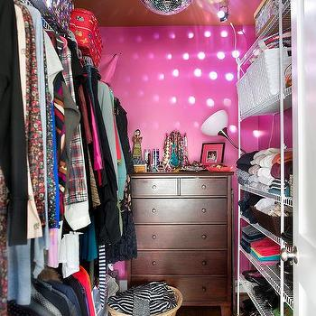 Walk In Closet Shoe Drawer Design Ideas