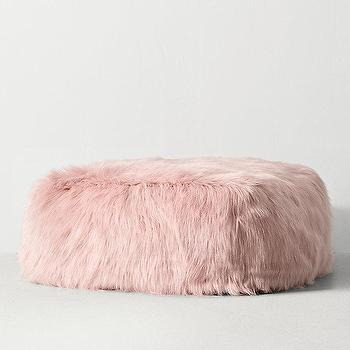 Kashmir Faux Fur Bean Bag Products Bookmarks Design