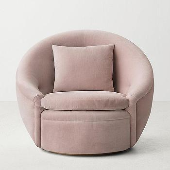 Haute House Fuchsia Pink Sophie Chair